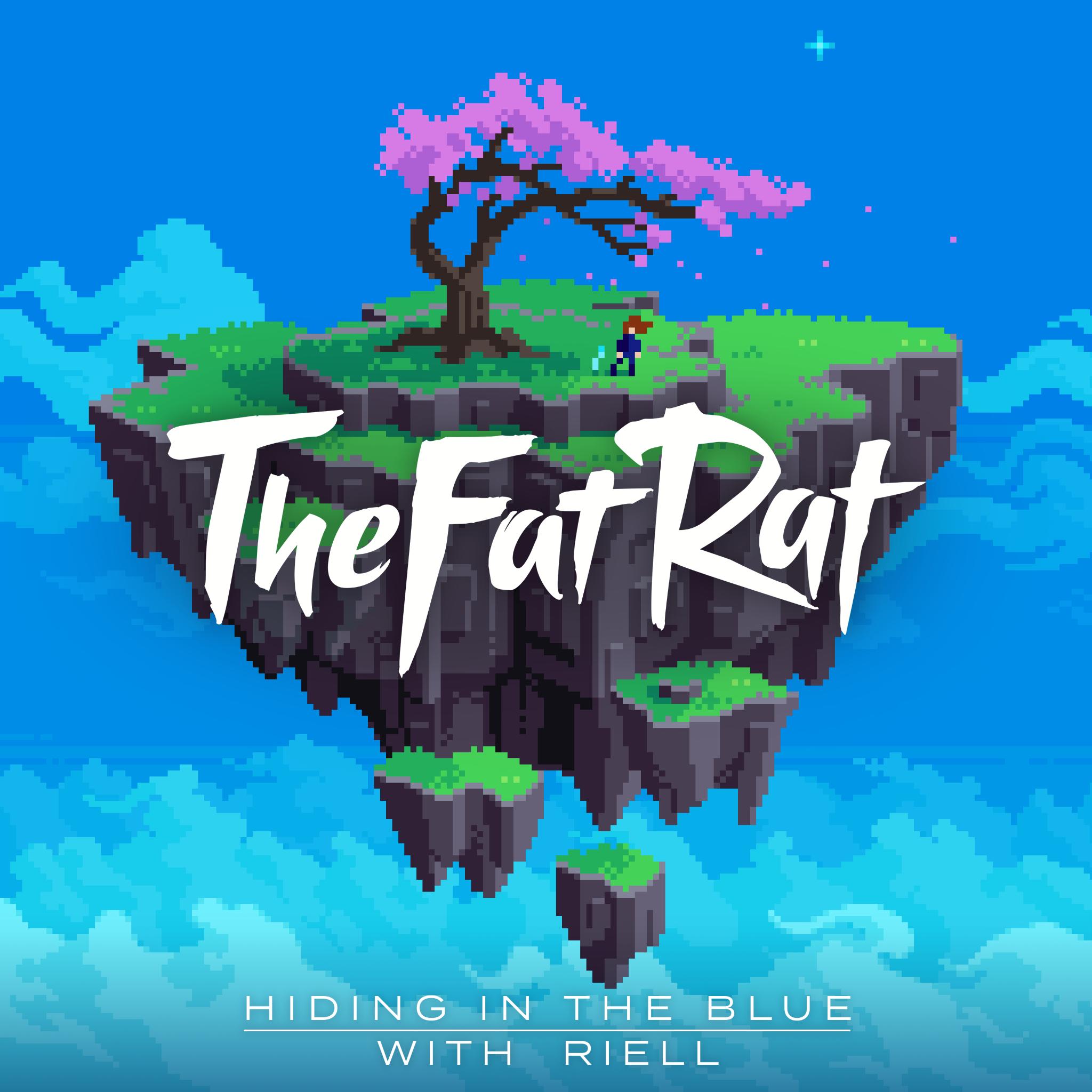 德国电子音乐人肥鼠TheFatRat携手Riell古风新单《Hiding In the Blue》正式发行,即日揭开新专辑《Parallax》史诗级篇章