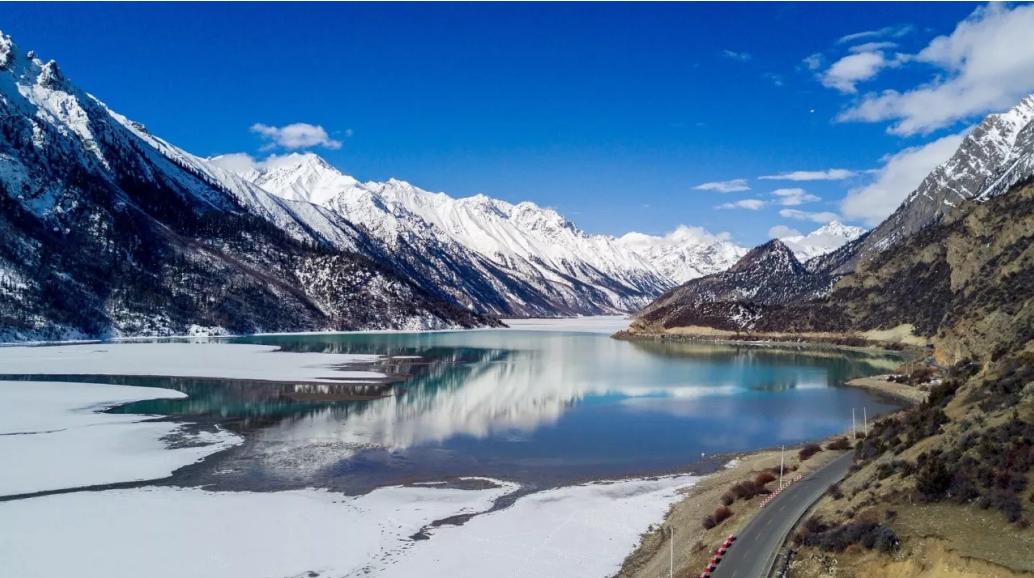 """一起去西藏""""走最烂的路,看最美的风景"""""""