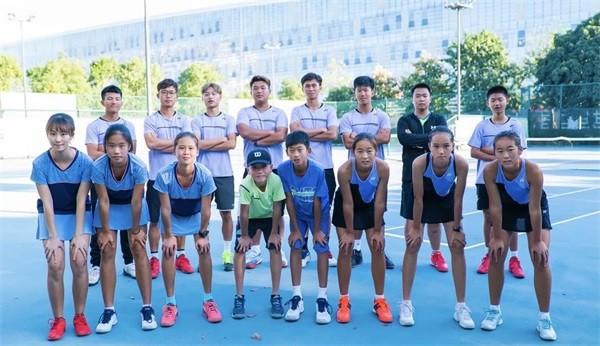爱动巅峰·塔普网球馆新校区落地,给孩子更好的运动教育