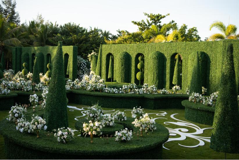"""看看""""圈内人""""选择的格乐利雅艺术中心,婚礼现场有多惊艳!"""