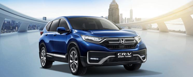 主流合资紧凑型城市SUV的较量 第五代途胜L VS CR-V?