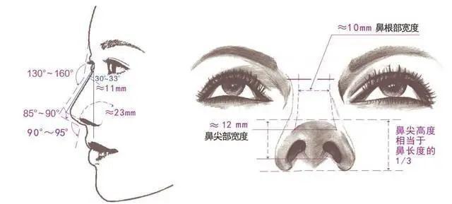 云南铜雀台整形真鼻子技术 刘哲延院长 鼻头小巧微翘