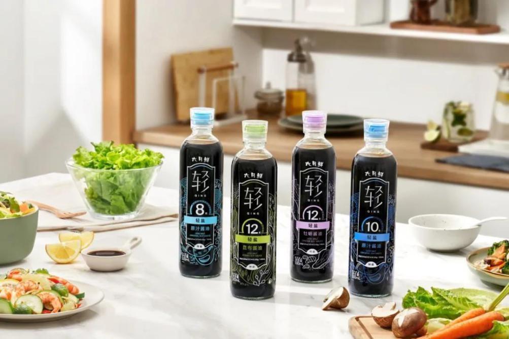 欣和六月鲜新品重新定义减盐酱油,成健康消费新宠