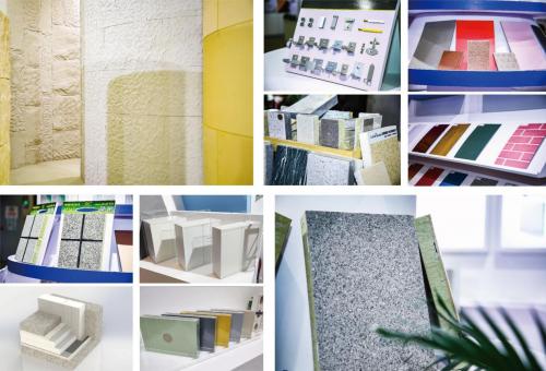 保温材料+钢结构+建筑表皮,金秋九月建筑节能盛会上海举办