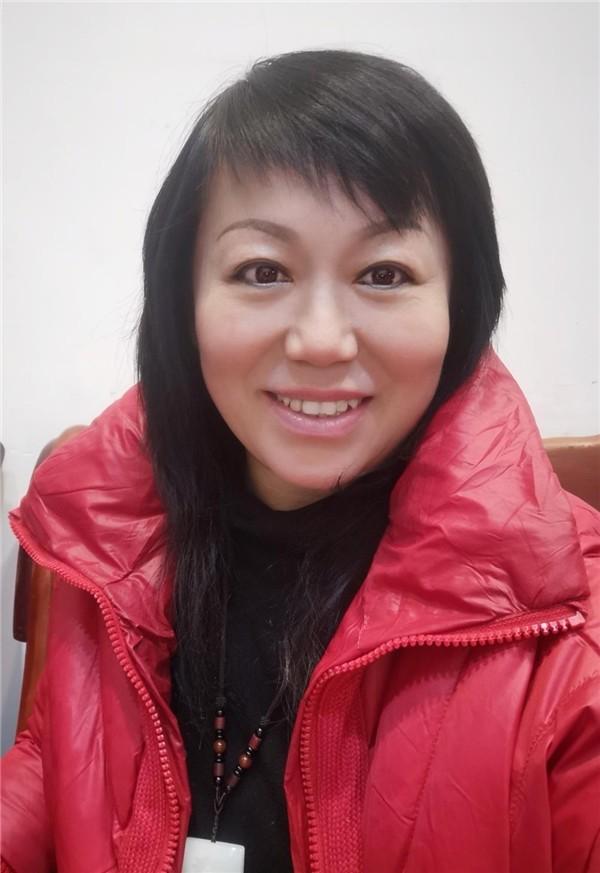 寻访:2021年全球当代书画界杰出贡献人物——杨茗媛