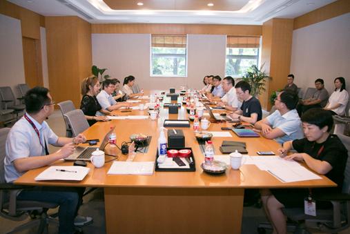 传化智联旗下子公司通过5A级网络货运平台企业现场评估