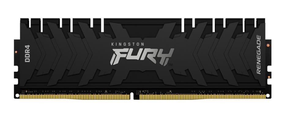 戰力無限 Kingston FURY高性能內存新品上市