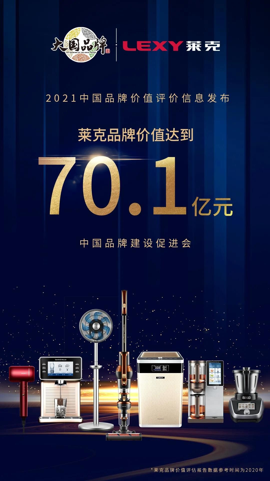 莱克大国品牌风范:不忘初心,打造中国高端品牌