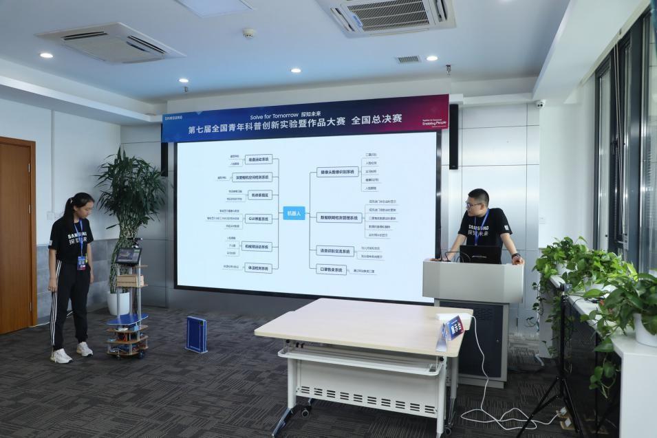 后疫情时代如何智能化防疫?中国三星SFT大赛给出答案(图4)