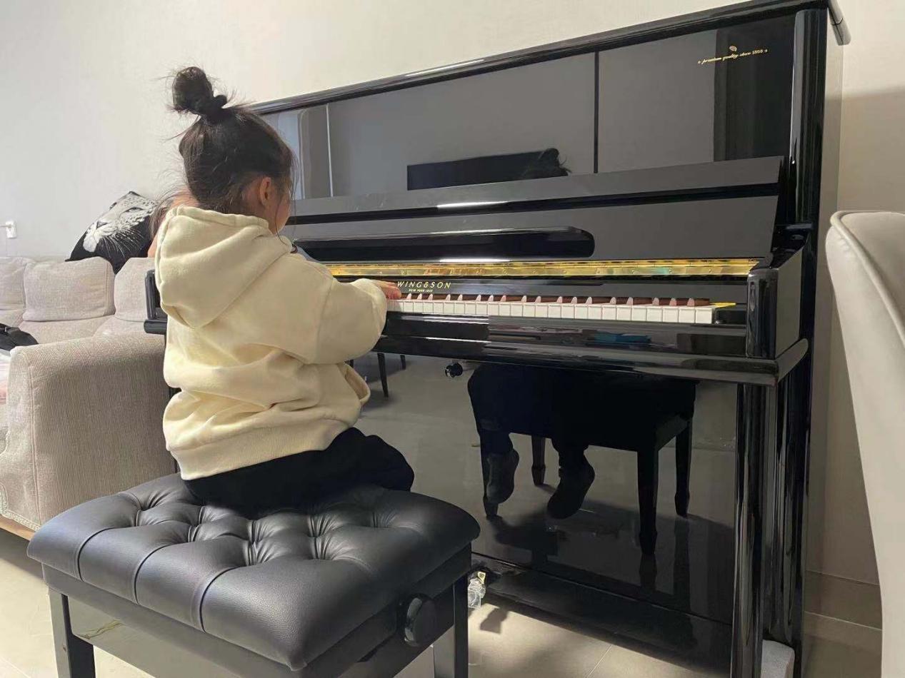 温格钢琴G125P为什么如此畅销,看完你就懂了
