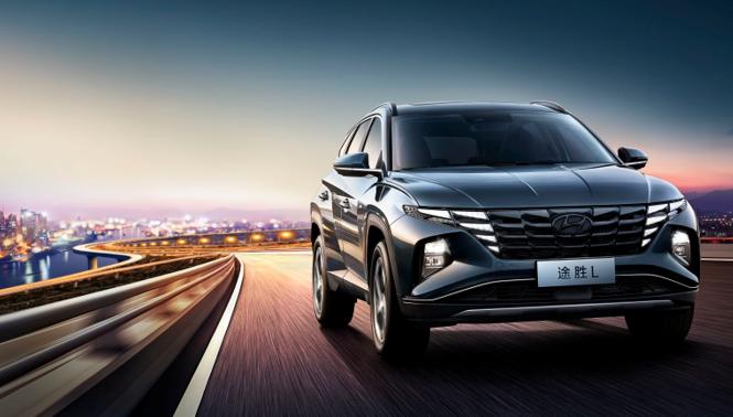 第五代途胜L越级实力强化SUV家族矩阵 助力北京现代重塑品牌形象