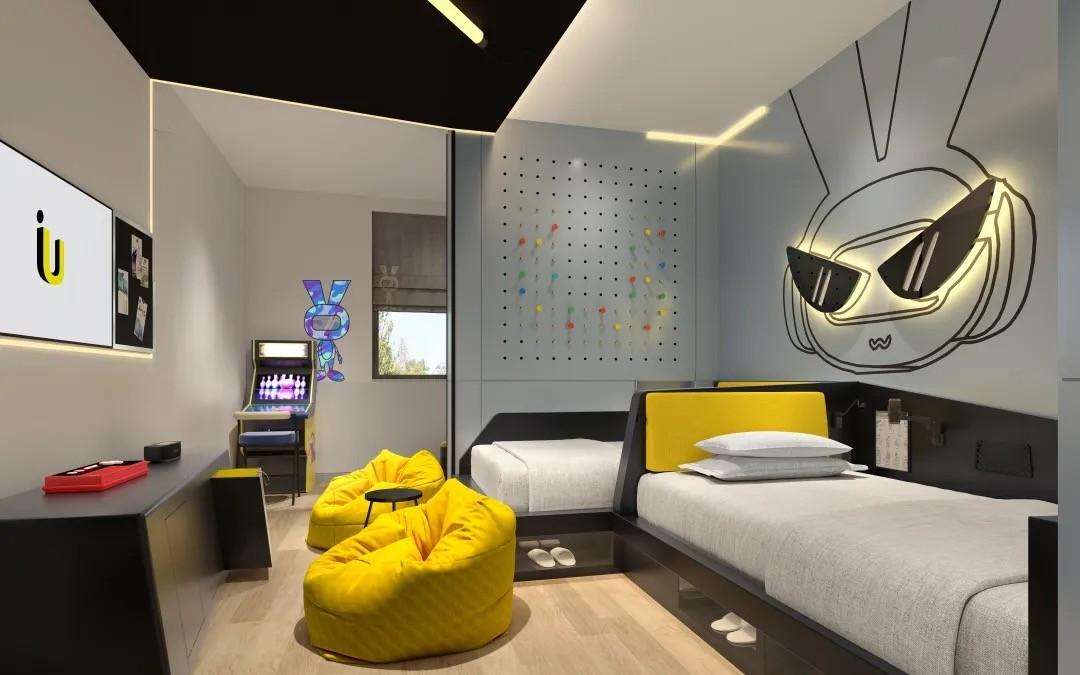 轻中端脱颖而出,IU酒店藏着Z世代消费观的终极奥义
