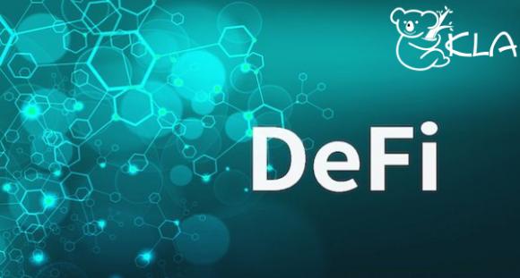 DeFi生态考拉KLA震撼上线,打造波场公链DeFi旗舰应用