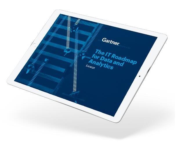Gartner电子书:IT 部门数据和分析路线图