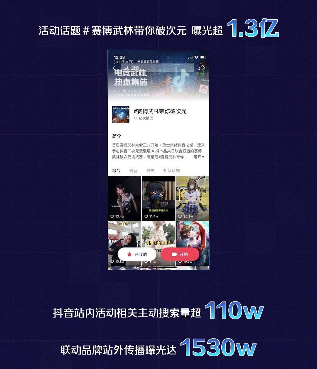 抖in品类日联动ChinaJoy,用新玩法连接品牌与用户