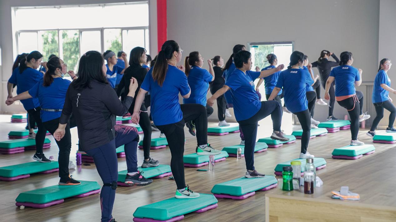 肥胖问题不断加剧,这家减肥训练营引领减肥热潮