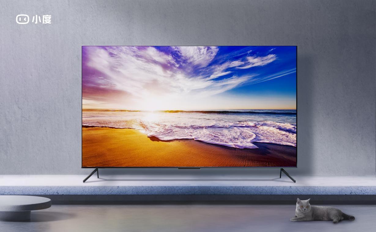 小度官宣进军电视赛道,86英寸4K高清巨屏、全语音操控