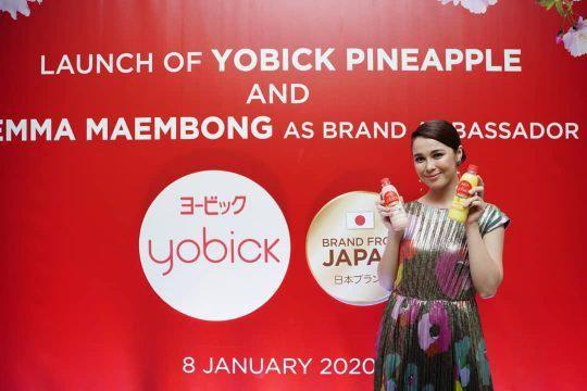 Emma Maembong被任命为Yobick悠必可2020年品牌大使