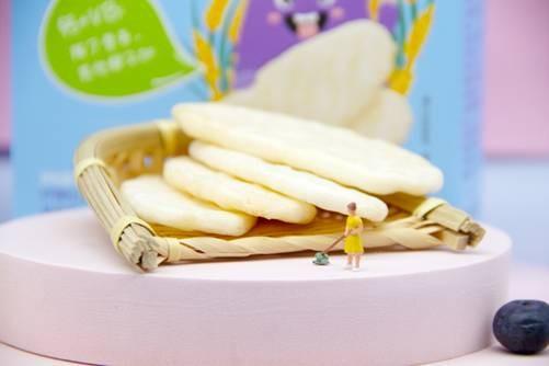 磨牙期宝宝辅食智慧之选,有机辅食米饼