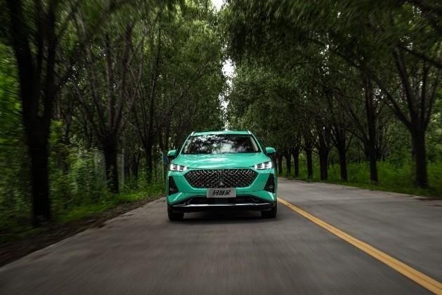 魏牌首款智能混动SUV来袭 玛奇朵成都车展开启预售