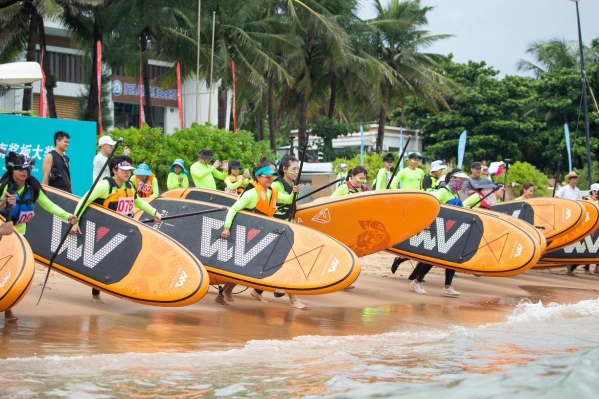 2021年海南桨板大奖赛圆满收桨