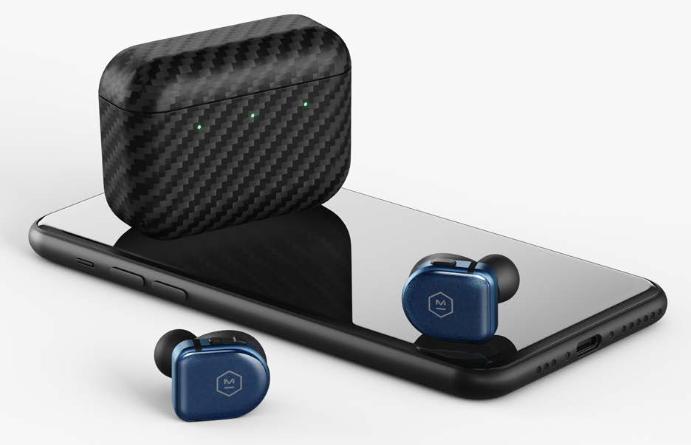Master & Dynamic 推出运动型真无线耳机 MW08 Sport