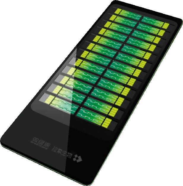 保障种子安全:双绿源携手拉索生物共研农业育种高密度基因芯片