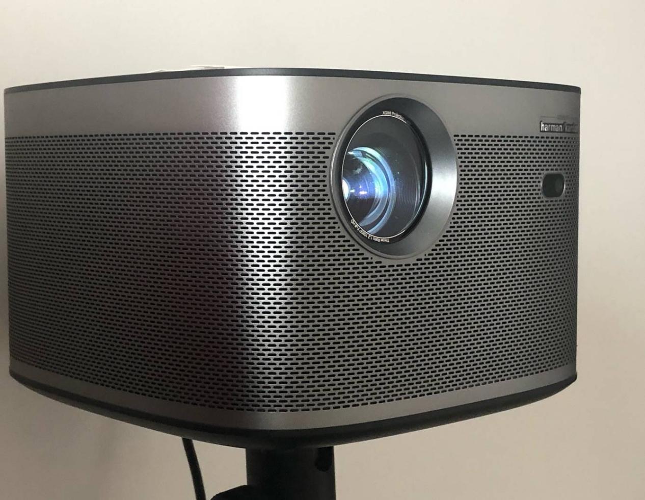 家用影音全能战士:极米H3S投影仪体验
