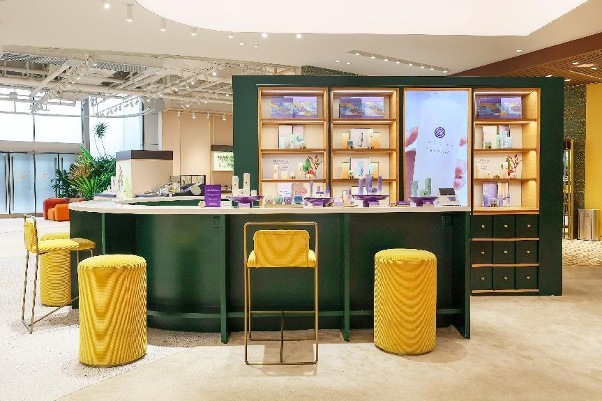 身心和谐,疗愈肌肤,高端美妆品牌TATCHA入驻北京SKP-S