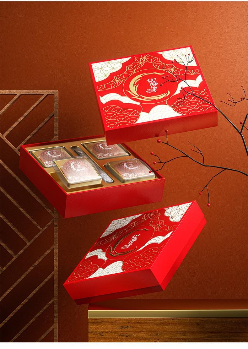 凤享月饼礼盒,给消费者带来悉心味觉盛宴