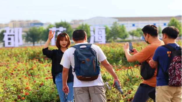 第十一届北京国际电影节电影嘉年华引爆网红打卡 他们来了,你不来吗?
