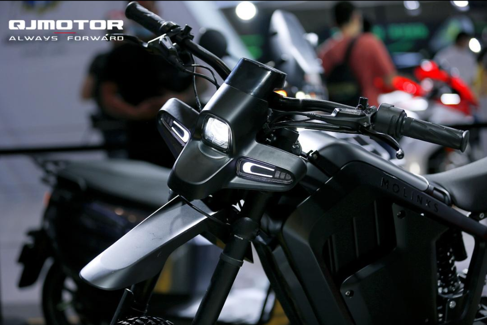 玩得就是这个范儿 钱江旗下高端电动产品崭露头角图3