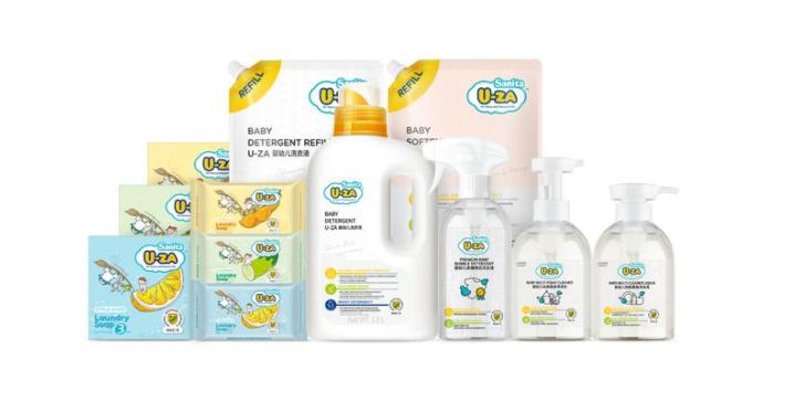 高端洗衣液有哪些品牌?SanitaU-ZA天然植物抗菌,带来洁净新体验
