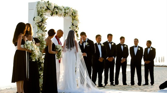 国庆婚礼季,男士参加婚礼穿什么才不砸场?