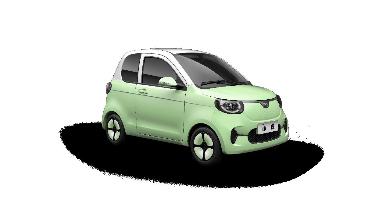 纯电动微型车市场高性价比萌物,小虎FEV预售价只要2.99万元起