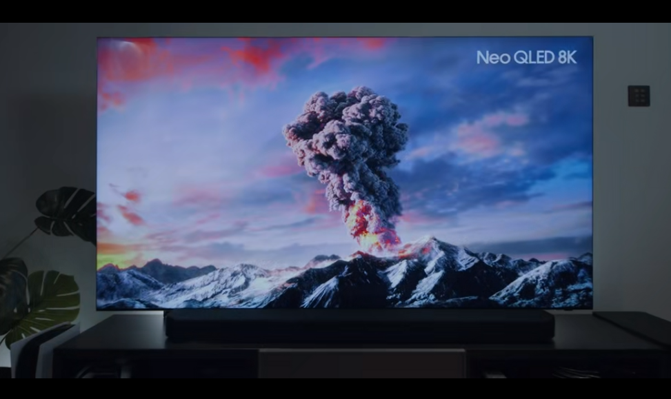 游戏玩家的心动之选:三星Neo QLED 8K电视
