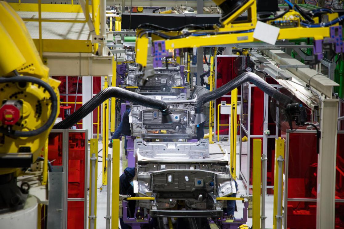 威马汽车自建工厂,铸就电池包严格品控