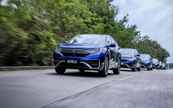 成为合资SUV市场的标杆级产品,东风本田CR-V靠的是什么?