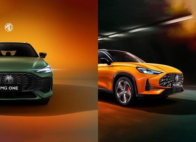 智能SUV汽车,你选MG ONE还是长安UNI-T?