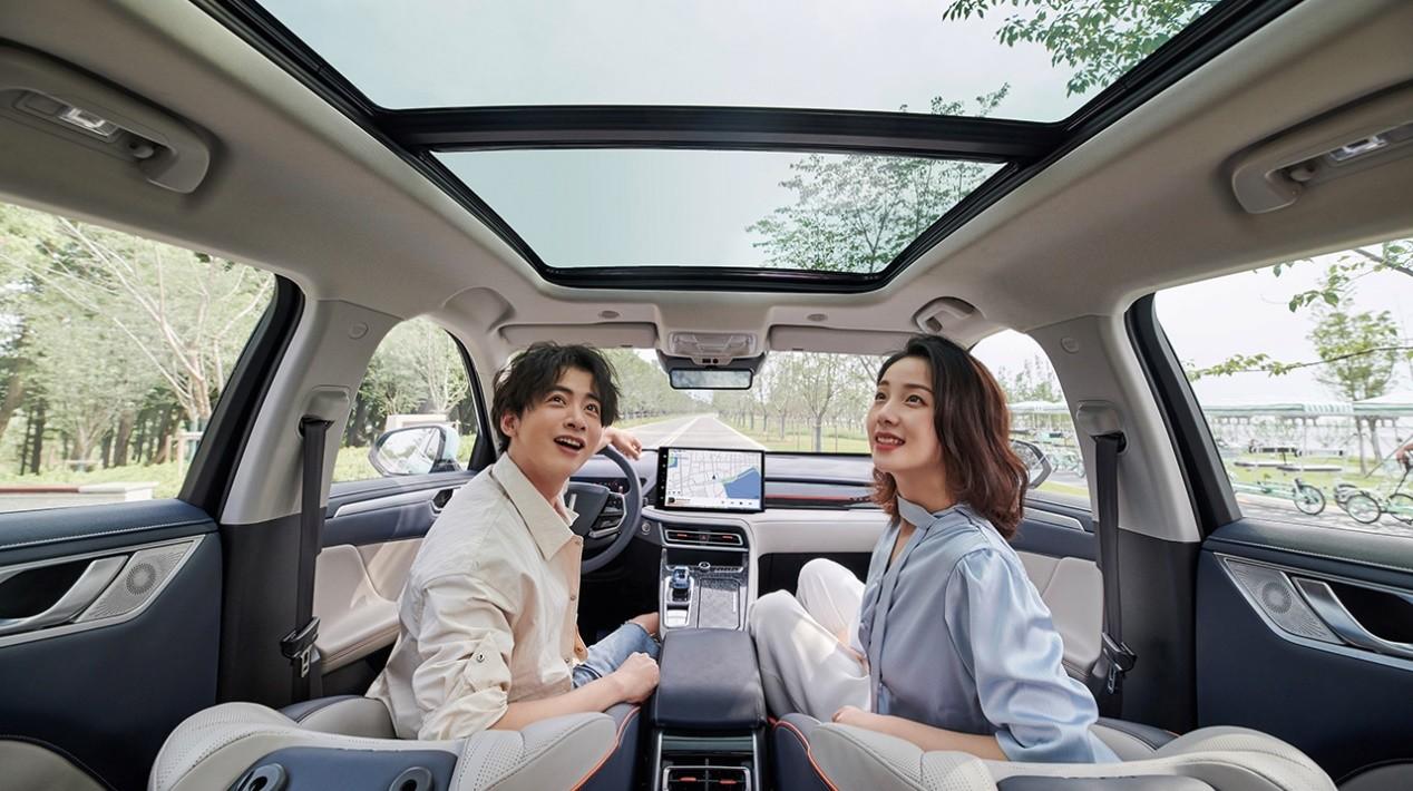 全方位领先日系混动产品 玛奇朵14.58万元起售让你告别选车困难