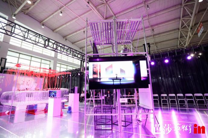 三星Neo QLED 8K电视助力北京设计周,演绎科技与设计创新的深度融合