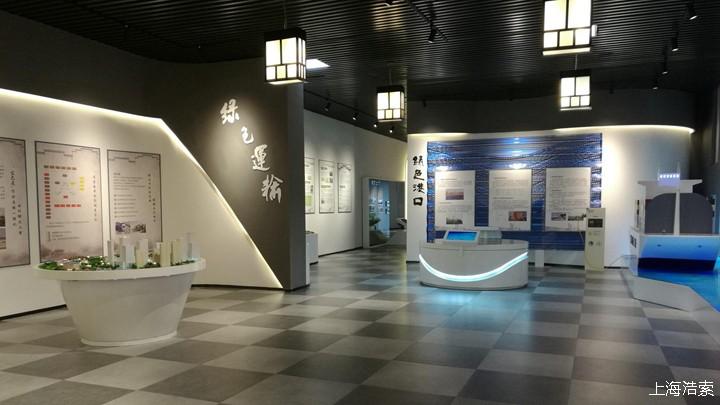多媒体互动的运用为展厅增色