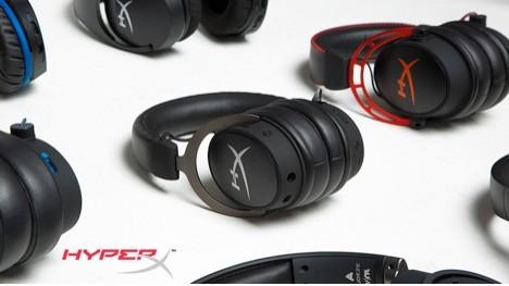 HyperX游戏耳机出货量达到2000万套 开启新的里程碑