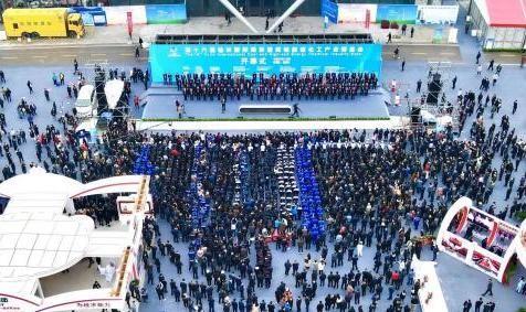 第十六届榆林国际煤博会10月13日盛大开幕,展示面积5.3万平米创记录