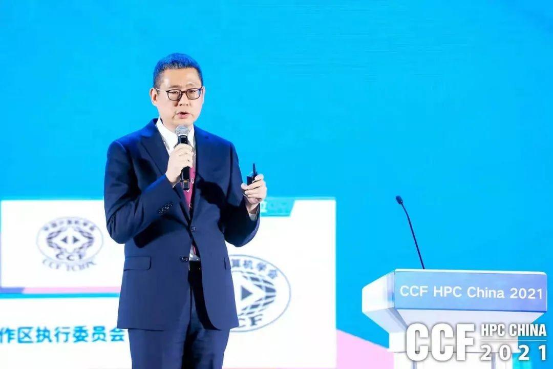 """联想亮相HPC China 2021,以""""王牌""""算力打造""""双碳""""新引擎"""