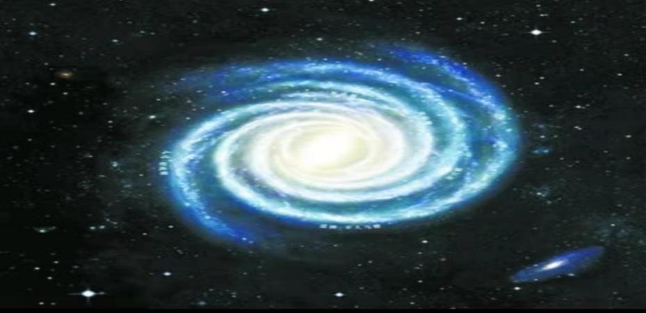 研究揭示银河系四条旋臂带形成的起源